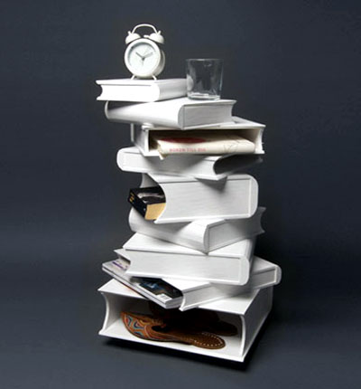 bookshelf-table