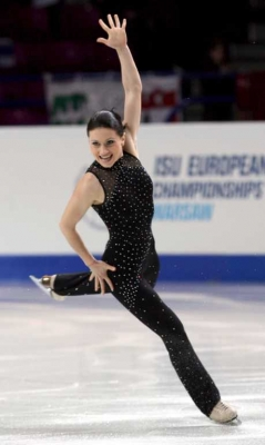 POLAND FIGURE SKATING EUROPEAN CHAMPIONSHIPS