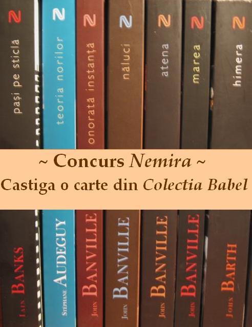Nemira- Concurs